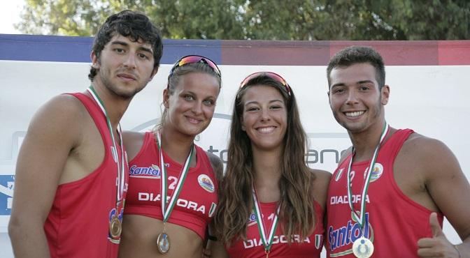 Calendario U21.Beach Volley Il Calendario Del Campionato Nazionale U21