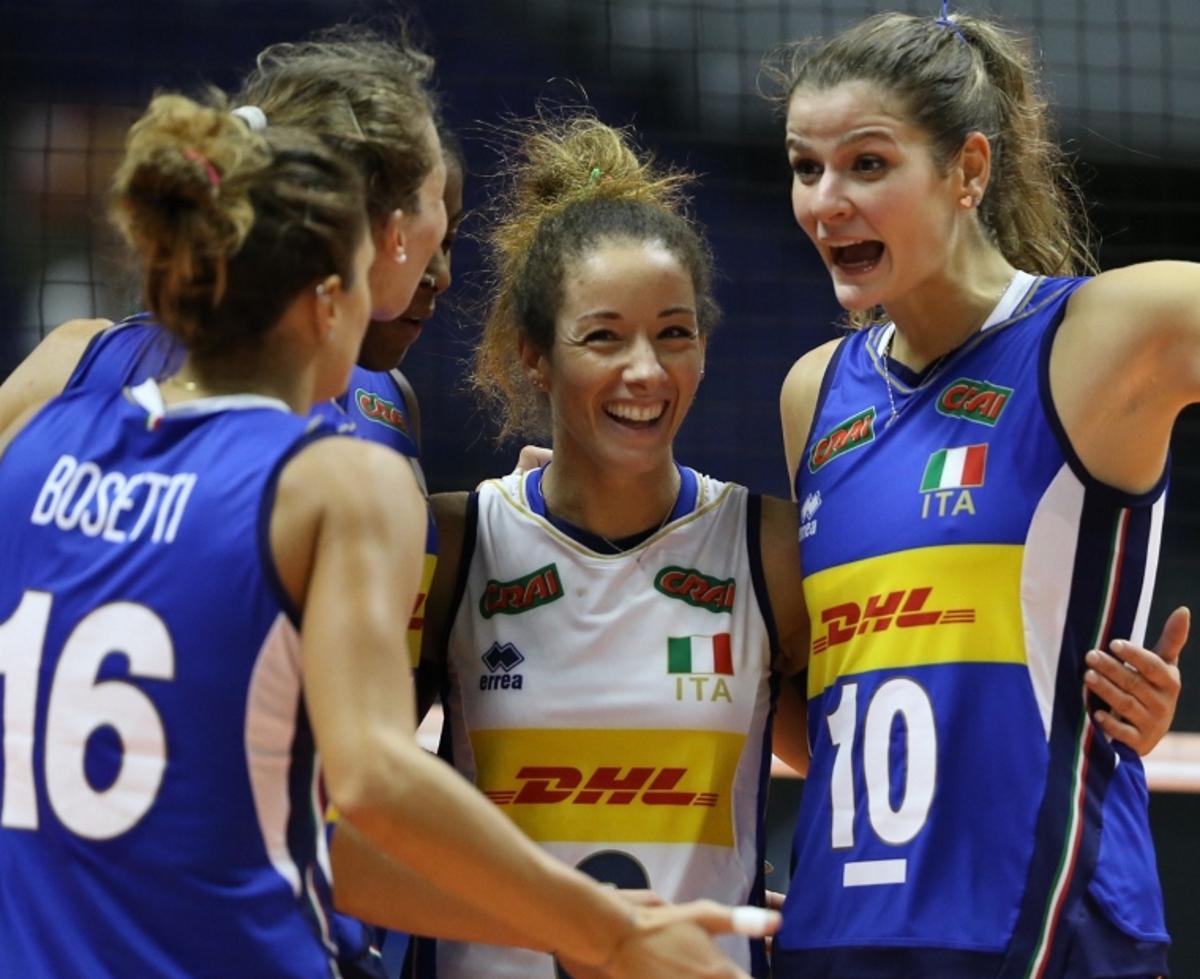 Mondiale Volley 2020 Calendario.Domani Al Via La Final Six Della Vnl Femminile 2019 L