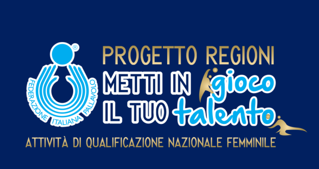 Fipav Veneto Calendario.Progetto Regioni Metti In Gioco Il Tuo Talento Il