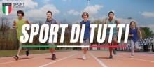 """Al via il progetto """"Sport di tutti"""""""