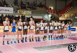 selezione di pallavolo donne brasile solo donne italiane